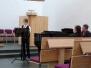 Guðsþjónusta 15. mars 2015