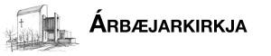 Árbæjarkirkja Logo